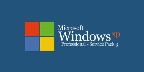 Microsoft Windows XP PROFESSIONAL SP3